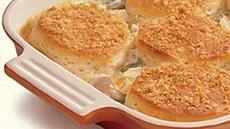 Crunchy Biscuit Chicken Casserole Recipe