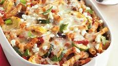 Ratatouille Baked Ziti Recipe
