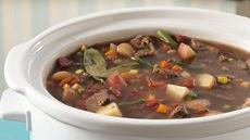 Vegetable-Beef Soup Recipe