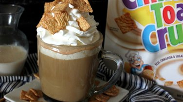 Cinnamon Toast Crunch® Latte