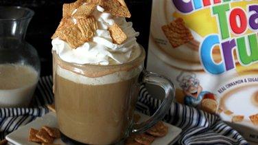 Cinnamon Toast Crunch® Latte