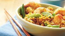 Citrus Shrimp and Rice Recipe