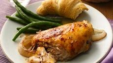 Slow Cooker Twenty-Garlic Chicken Dinner Recipe