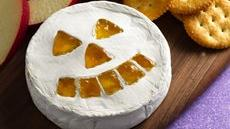Warm Brie Jack-o&#39;-Lantern Recipe