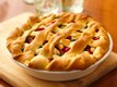 Herbed Chicken Lattice Pot Pie