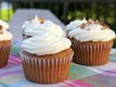 Creative Carrot Cake Cupcakes
