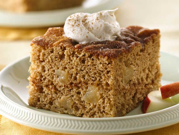 Image of Apple-cinnamon Cake, Betty Crocker