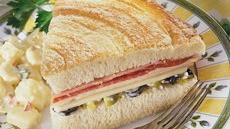 Family-Sized Muffuletta Recipe