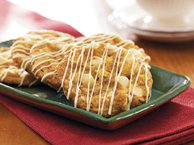 White Chocolate-Macadamia Cookies