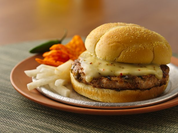 Texas Turkey Burgers