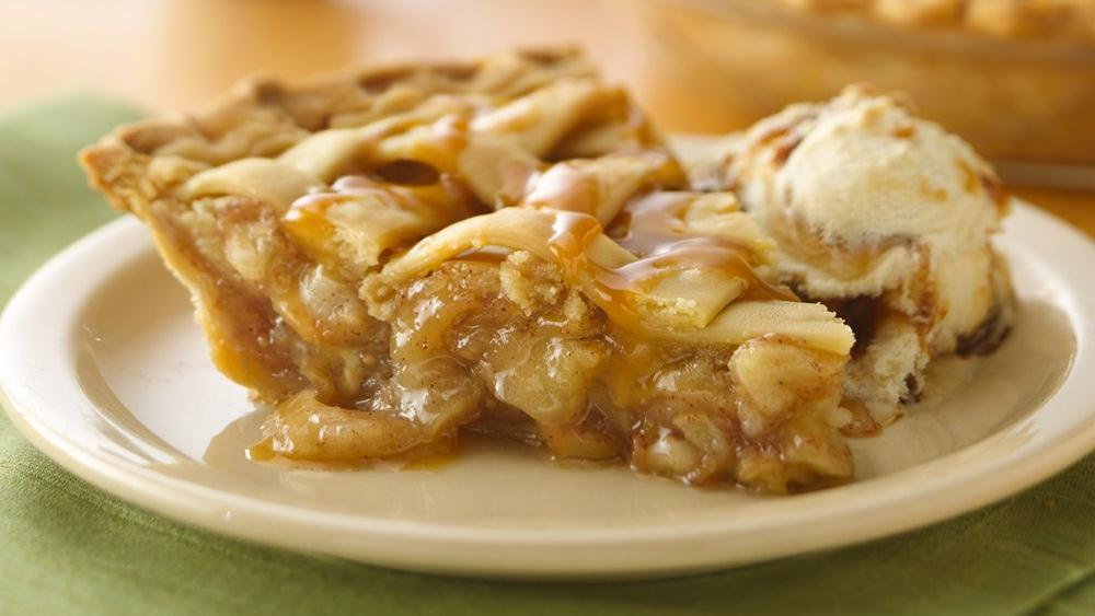 Caramel Apple Pie recipe from Pillsbury.com