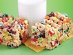 Cheerios and Trix Treat Bars