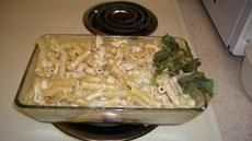 My Rigatoni pasta creation Recipe