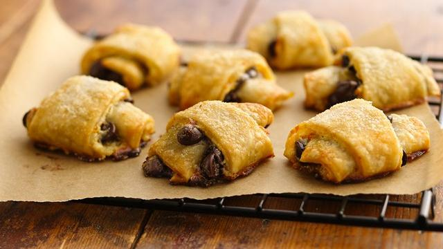 Chocolate-Orange Pastries