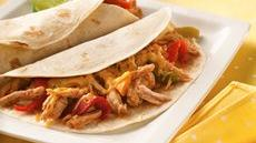 Slow Cooker Pulled Pork Fajitas Recipe