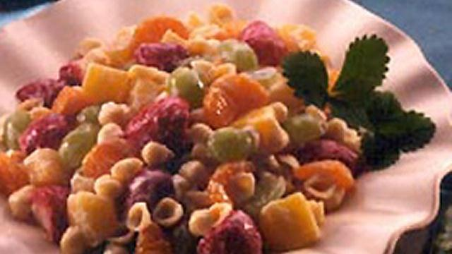 Fruit n Yogurt Pasta Salad