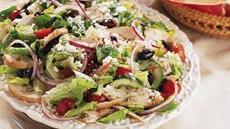 Greek Chicken Salad Recipe
