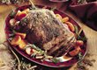Leg of Lamb with Garlic and Herbs