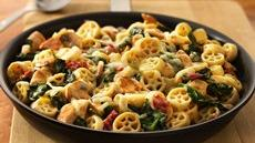 Chicken Florentine Skillet Recipe