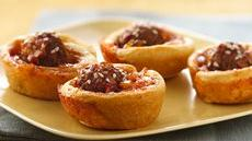 Marmalade-Glazed Asian Meatball Cups Recipe