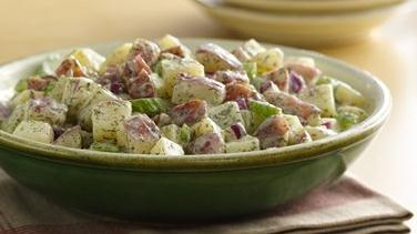 Fresh Dill Yogurt Potato Salad