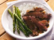 Grilled Korean Steak