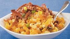 Smoked Barbecue Mac n Cheese Recipe