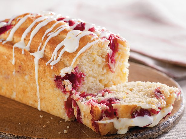 Cranberry Orange Mini Loaves