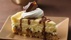 Candy Bar Cheesecake  Recipe