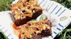 Caramelicious Brownies Recipe