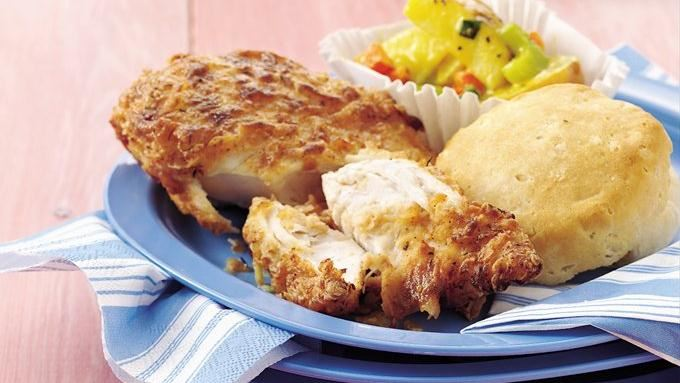 Buttermilk Country Fried Chicken recipe - from Tablespoon!