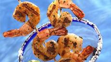 Grilled Margarita Shrimp for Two Recipe