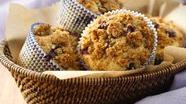 Blueberry-Streusel Muffins (White Whole Wheat Flour)