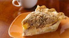 Sour Cream-Apple Pie Recipe