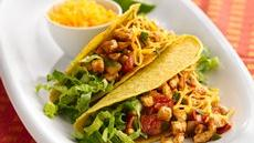 Summer-Fresh Chicken Tacos Recipe
