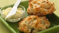 Cheddar-Chive Drop Biscuits Recipe