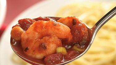 Shrimp Marinara Sauce