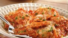 Slow Cooker Cheesy Ravioli Casserole Recipe