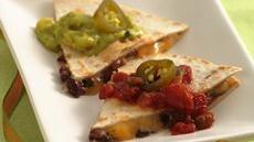 Grilled Cheese Quesadillas Recipe
