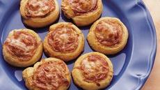 Flaky Pizza Snacks Recipe