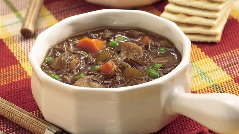 Mixed Wild Mushroom Soup Recipes — Dishmaps