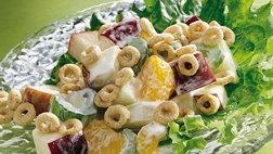 Cheerios Crunchy Apple Salads