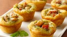 Tomato-Pesto Appetizers Recipe