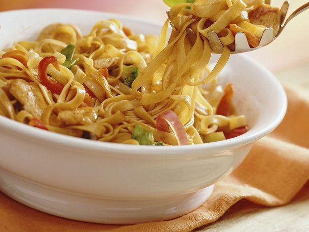 Image of Asian Chicken And Noodles, Betty Crocker