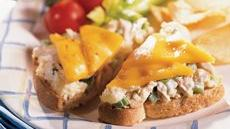 Terrific Tuna Melts Recipe