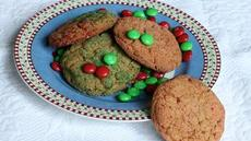 Holiday Peanut Butter Surprise Cookies Recipe