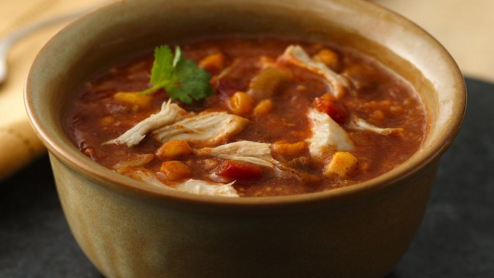 Chicken Tortilla Soup
