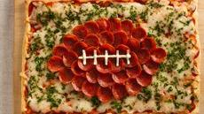 Football Pizza Recipe