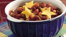 Skillet Beefy Chili Mac Recipe