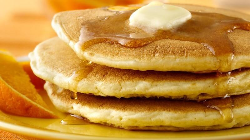 Bisquick Pan Cakes Recipe